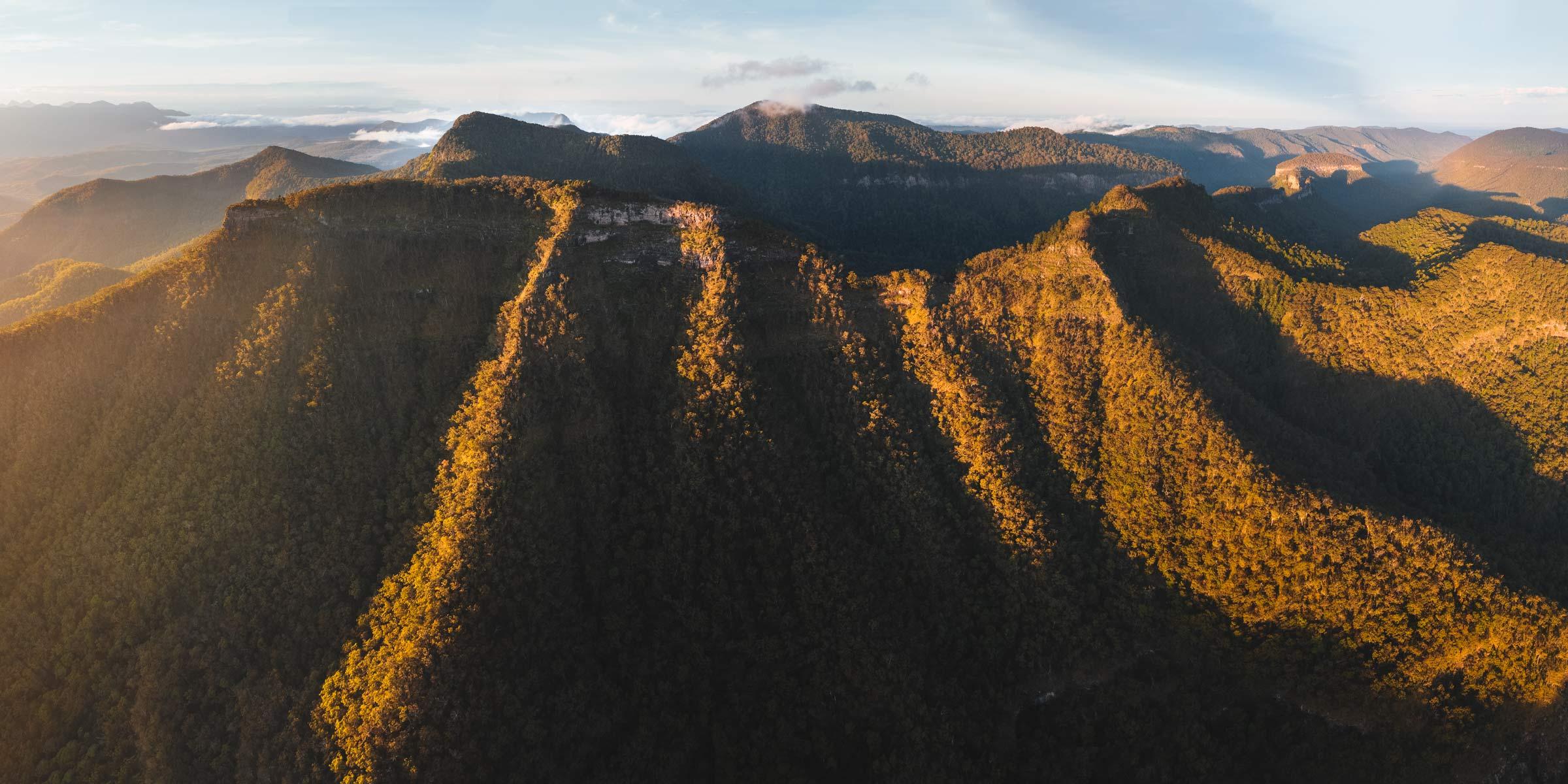 Mt Superbus, Main Range National Park