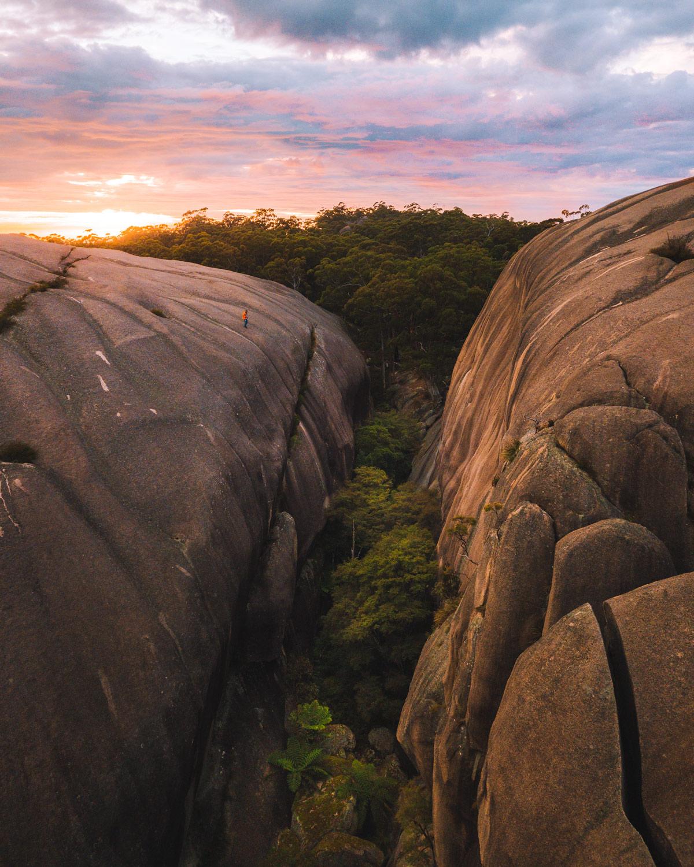 South Bald Rock, Girraween National Park