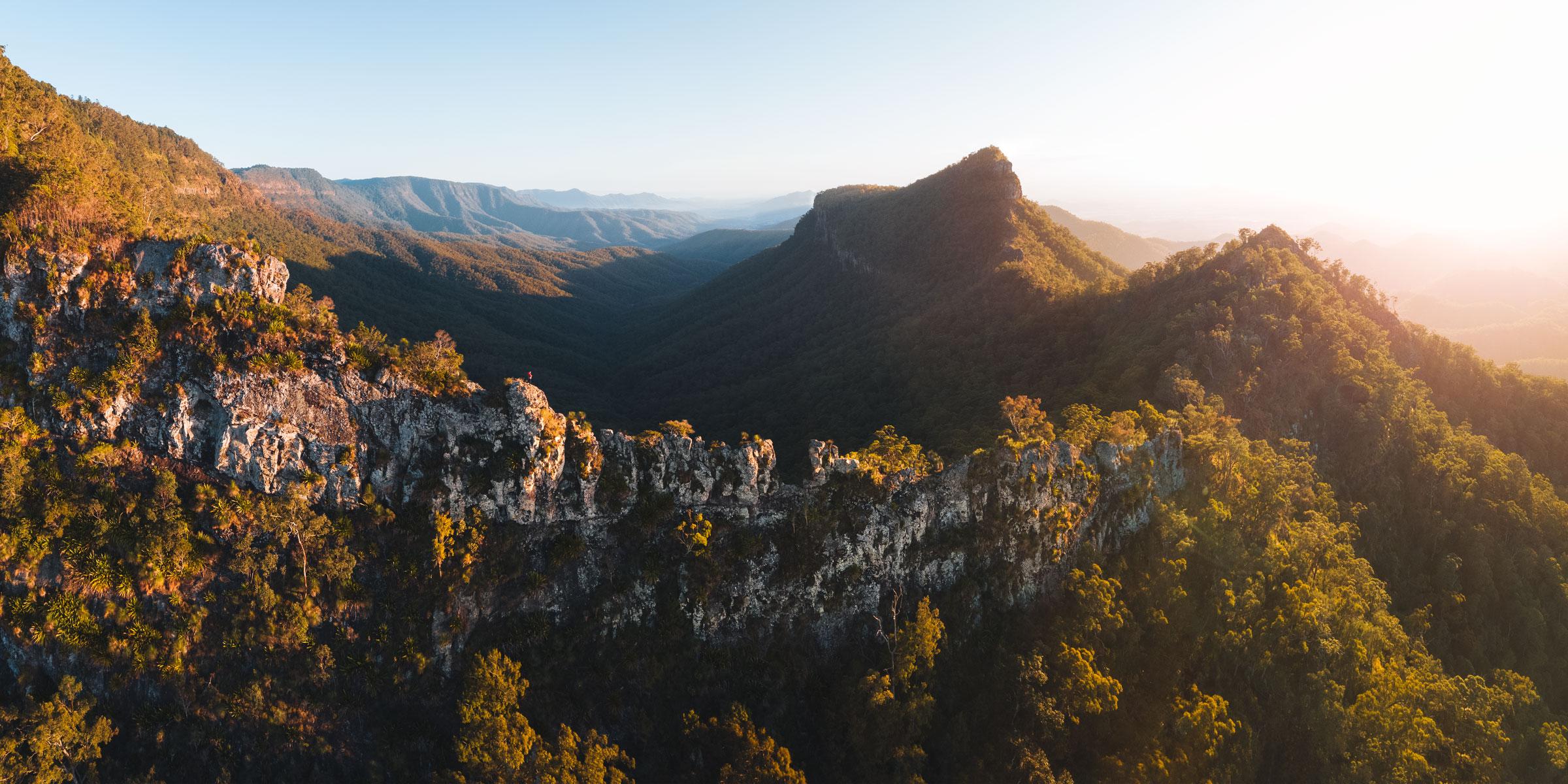 Mt Castle, South East Queensland