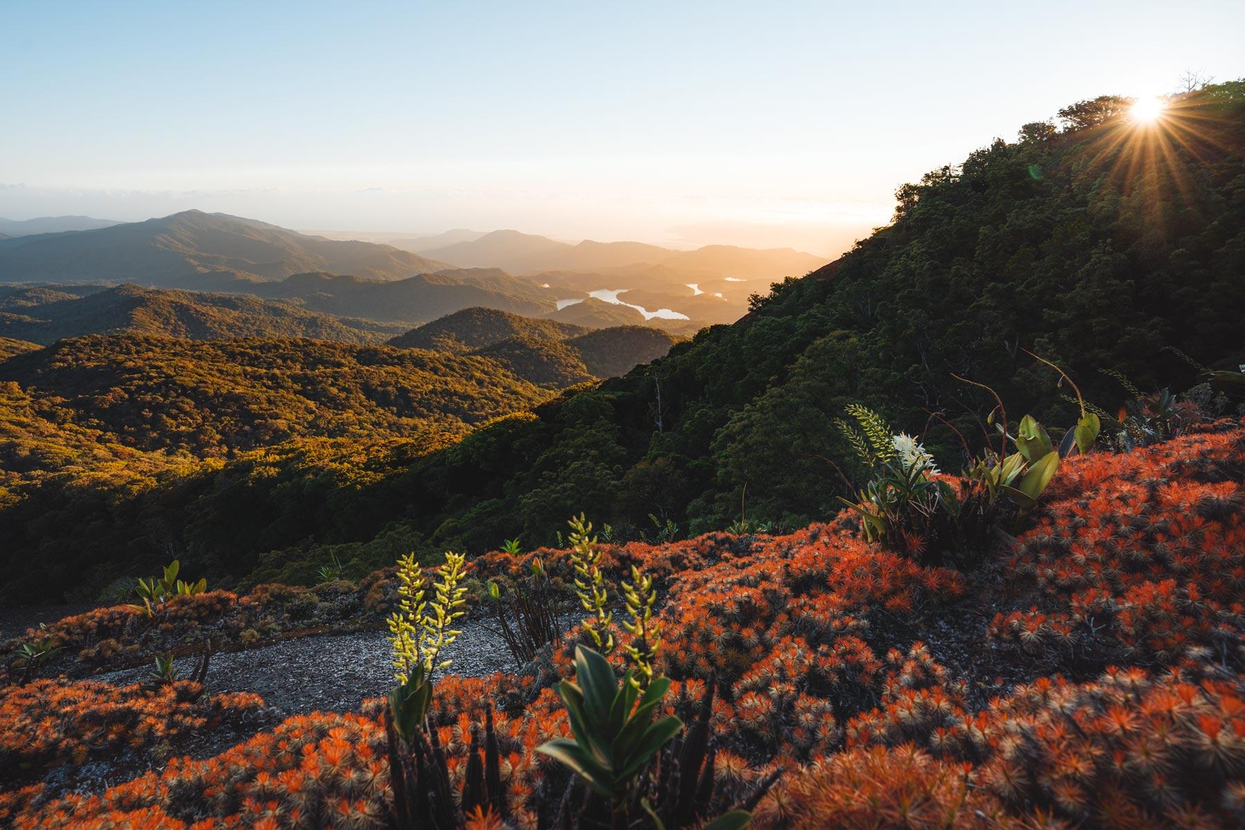 Kahlpahlim Rock Sunrise Cairns