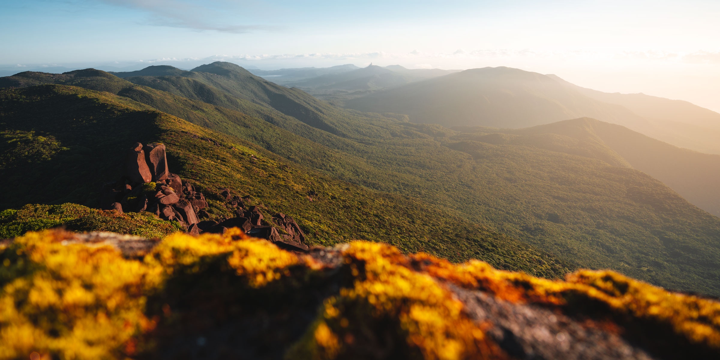 Thornton Peak Sunrise